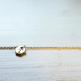 Golden Hex Necklace